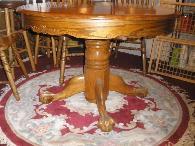 Shin Lee Solid Oak Dining Table 350 Ne Salem Furniture For Sale Salem Or Shoppok