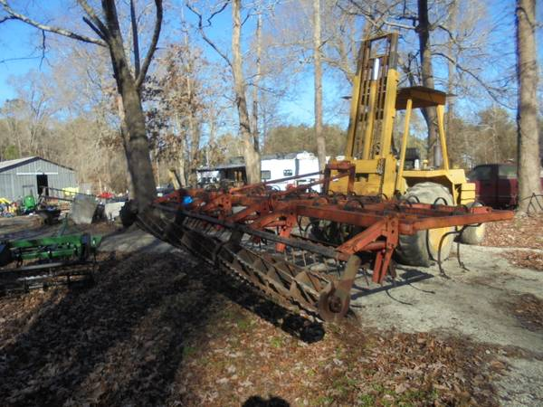 Photo 15ft. Perfectta Cultivator with Rolling Baskets - $2200 (Pitt County)
