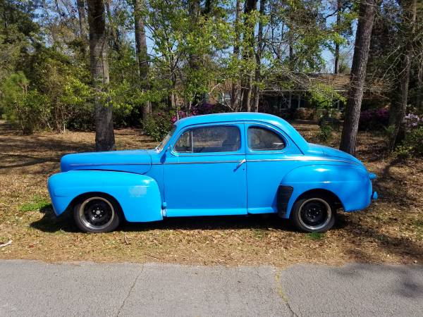 Photo 1947 Ford Coupe - $7500 (Morehead City)