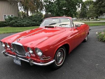 1965 Jaguar Mark X 4.2 2-dr Convertible - $16800 | Cars ...