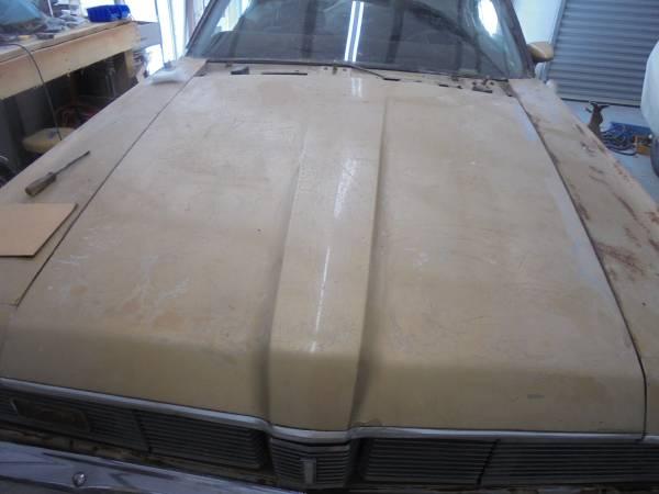 Photo 1969 Mercury Cougar - $3,000 (New Bern)