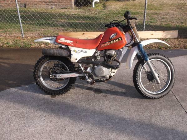 Photo 1993 Honda XR80 R - $695 (Grimesland)