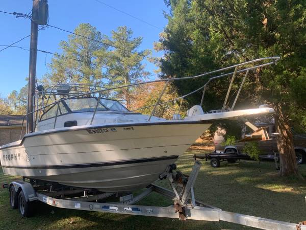 Photo 1994 bayliner trophy 2302 - $2,500 (Plymouth)