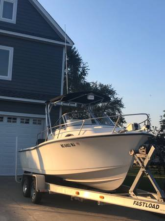 Photo 2000 Sea Hunt 21 12 Ft - $19,500 (Tyner NC)
