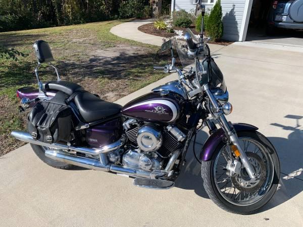 Photo 2002 Yamaha 650 V-Star - $1,950 (Morehead City)