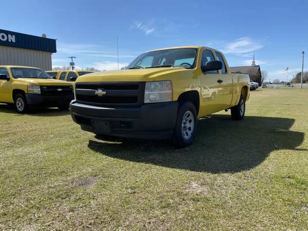 Photo 2007 Chevy Silverado Ex-Cab - $7500 (la grange)