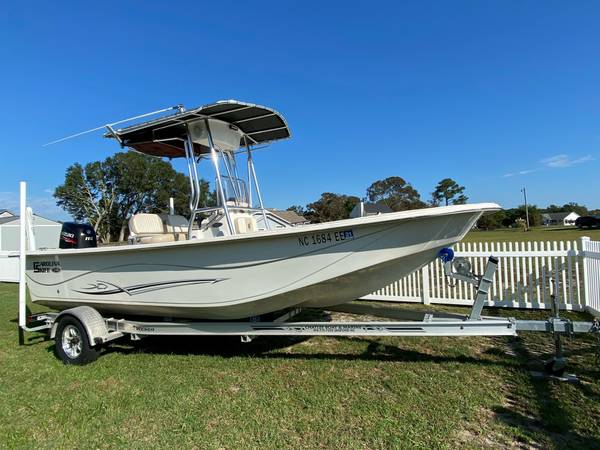 Photo 2016 CAROLINA SKIFF 218 DLV - $29,999 (Stella)
