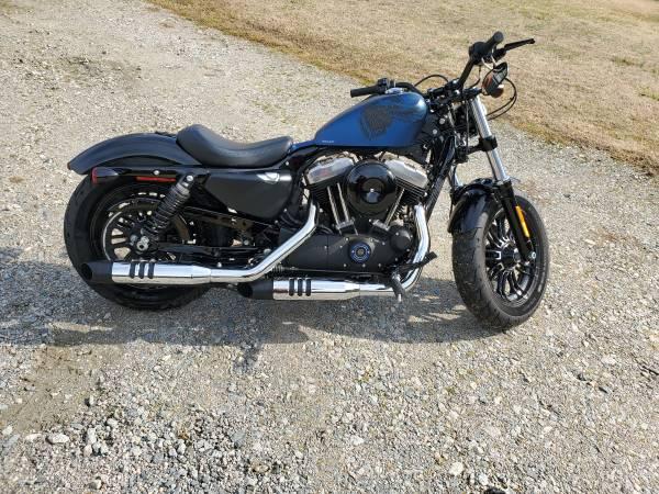 Photo 2018 Harley Davidson 1200 Sportster 48 - $10,000 (Roanoke Rapids)