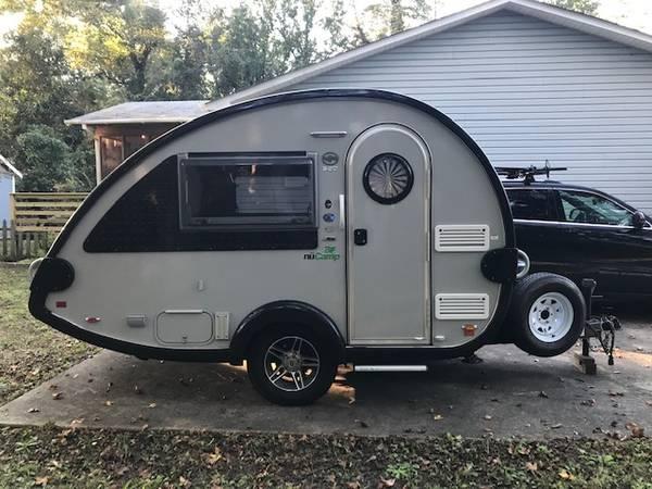 Photo 2019 nuC TB 320 S Teardrop Travel Trailer - $19,800 (Manteo)