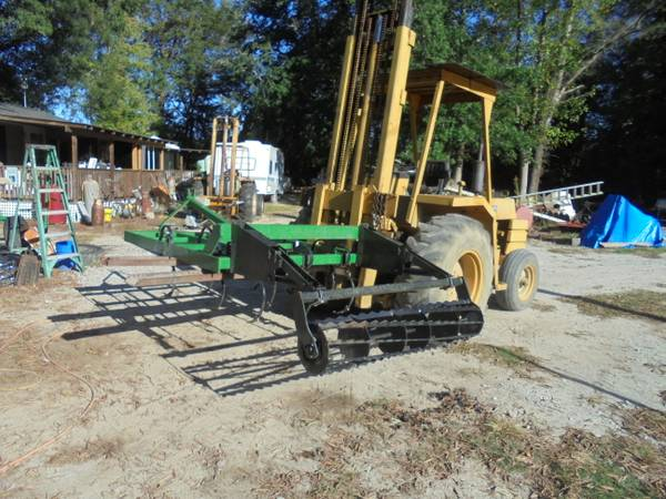 Photo 5ft Field Cultivator with Rolling Baskets - $1000 (Pitt County)