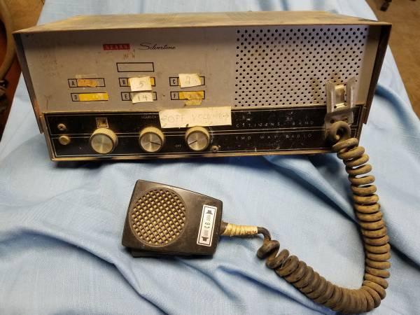 Photo Antique CB Radios - $175 (Williamston)