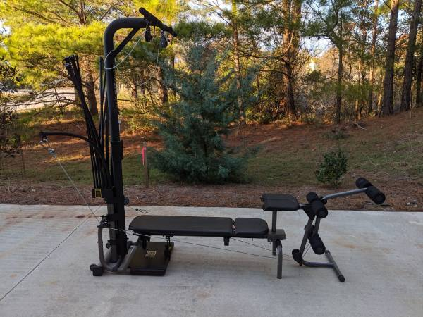 Photo BowFlex Power Pro XTL - $200 (Em. Isle)