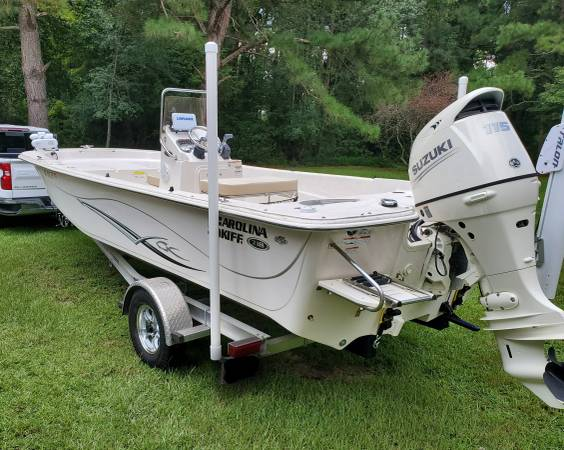 Photo Carolina Skiff 218 DLV - 2017 - $31,000