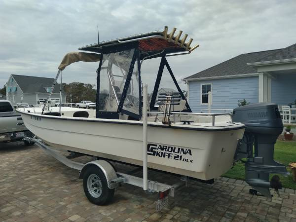 Photo Carolina Skiff 21 DLX - $13,950 (Newport, NC)