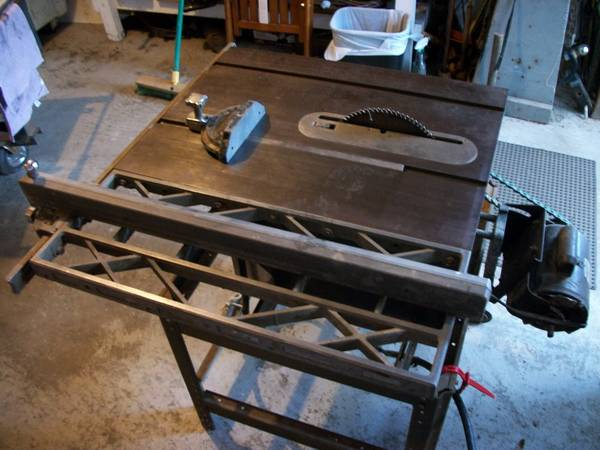 Photo Craftsman Table Saw - $100 (Greenville)
