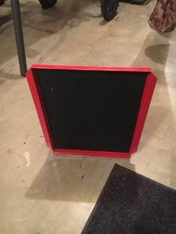 Photo Craftsman Tool box side shelf - $30 (Garner Clayton)