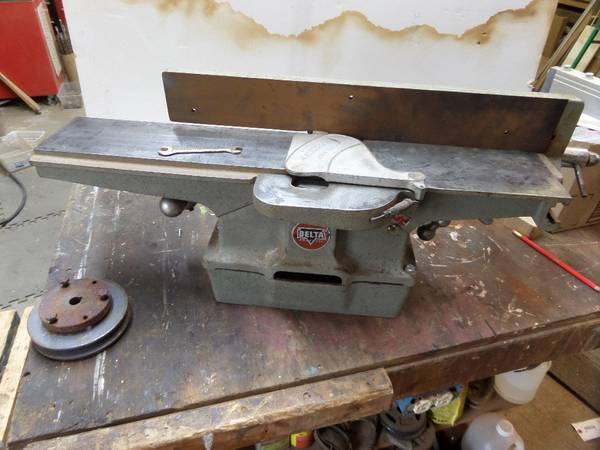 Photo Delta Rockwell 4quot Jointer - $250 (BEAUFORT)