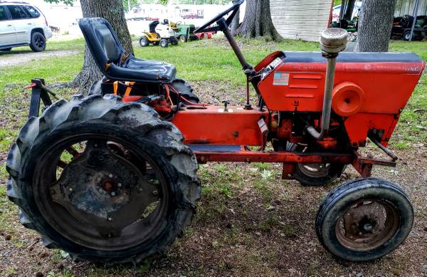 Photo Economy power king 2414 tractor - $2,200 (Hertford)