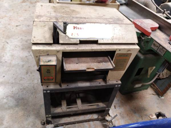 Photo Foley belsaw planer- moulder - $250 (Holly Ridge)