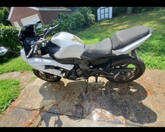 Photo GREAT CONDITION 2015 Kawasaki Ninja 650 ABS for sale - $5,500 (Norfolk)