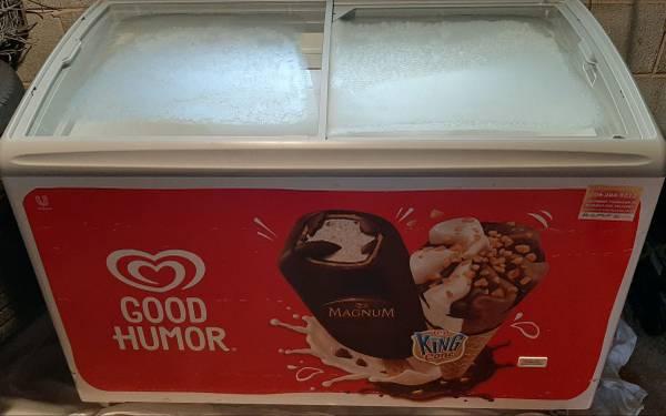 Photo Good Humor 439 wide Deep Commercial Grade Ice Cream Food Freezer - $400 (Rocky Mount)