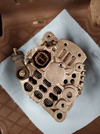 Photo Honda civic 70  Alternator barely used $40 OBO - $40 (Goldsboro, NC)