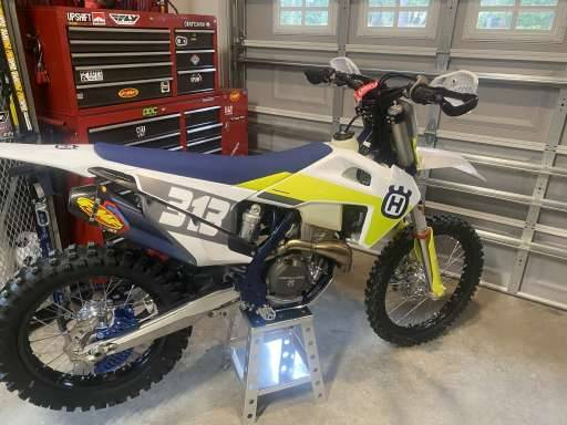 Photo Husqvarna FX 350 - $10,800 (Rocky Mount)