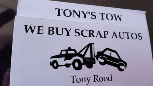 Photo I buy junk cars - $150 (New bern)