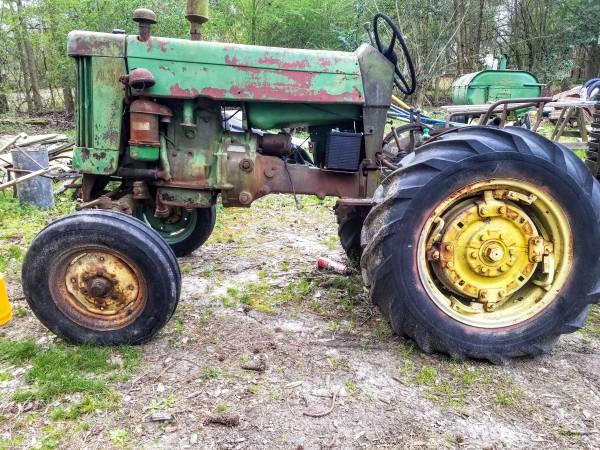Photo John Deere 430 - $1600 (Four Oaks NC)