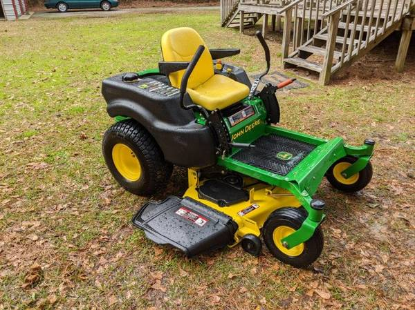 Photo John Deere Z445 Zero Turn Mower - $3400
