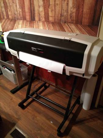 Photo Mutoh VJ 628 Solvent Printer Perfect - $4000 (Greenville)