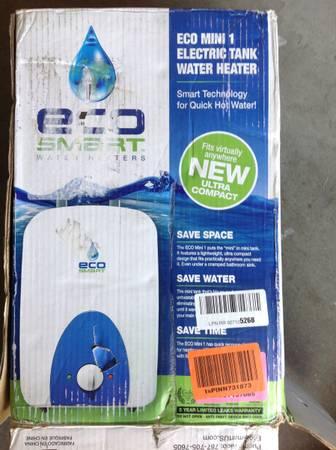 Photo NEW EcoSmart 1.5 Gallon Electric Mini-Tank Water Heater - $125 (La Grange)