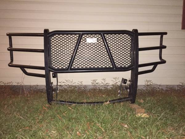 Photo Ranch Hand Grill Guard - $300 (Grifton)