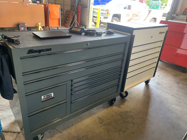 Photo SNAP ON TOOLS - $13,000