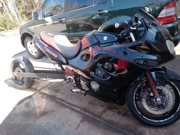 Suzuki 750 Katana - $4,000 (Garner)
