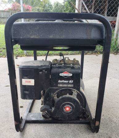 Photo Used Briggs and Stratton Generator - $100 (Princeton)