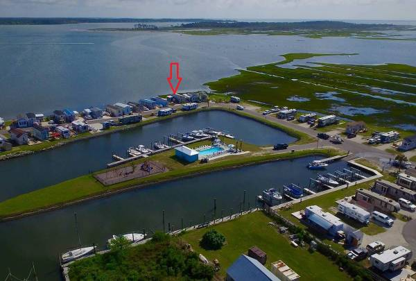 Waterfront Park Model Rv 88000 Harkers Island Nc Rv Rvs For Sale Eastern North Carolina Nc Shoppok