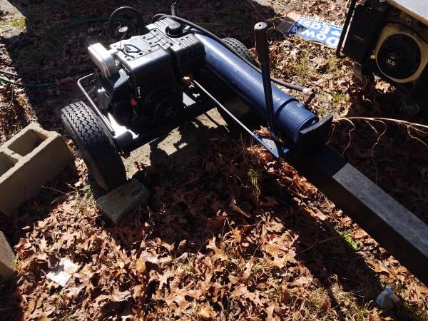 Photo Wood Splitter For Sale - $750 (Princeton North Carolina)