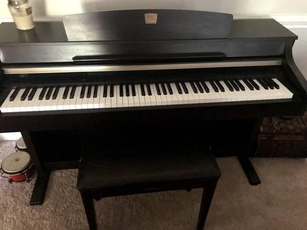 Photo Yamaha Clavinova Keyboard - $2,000 (Greenville)