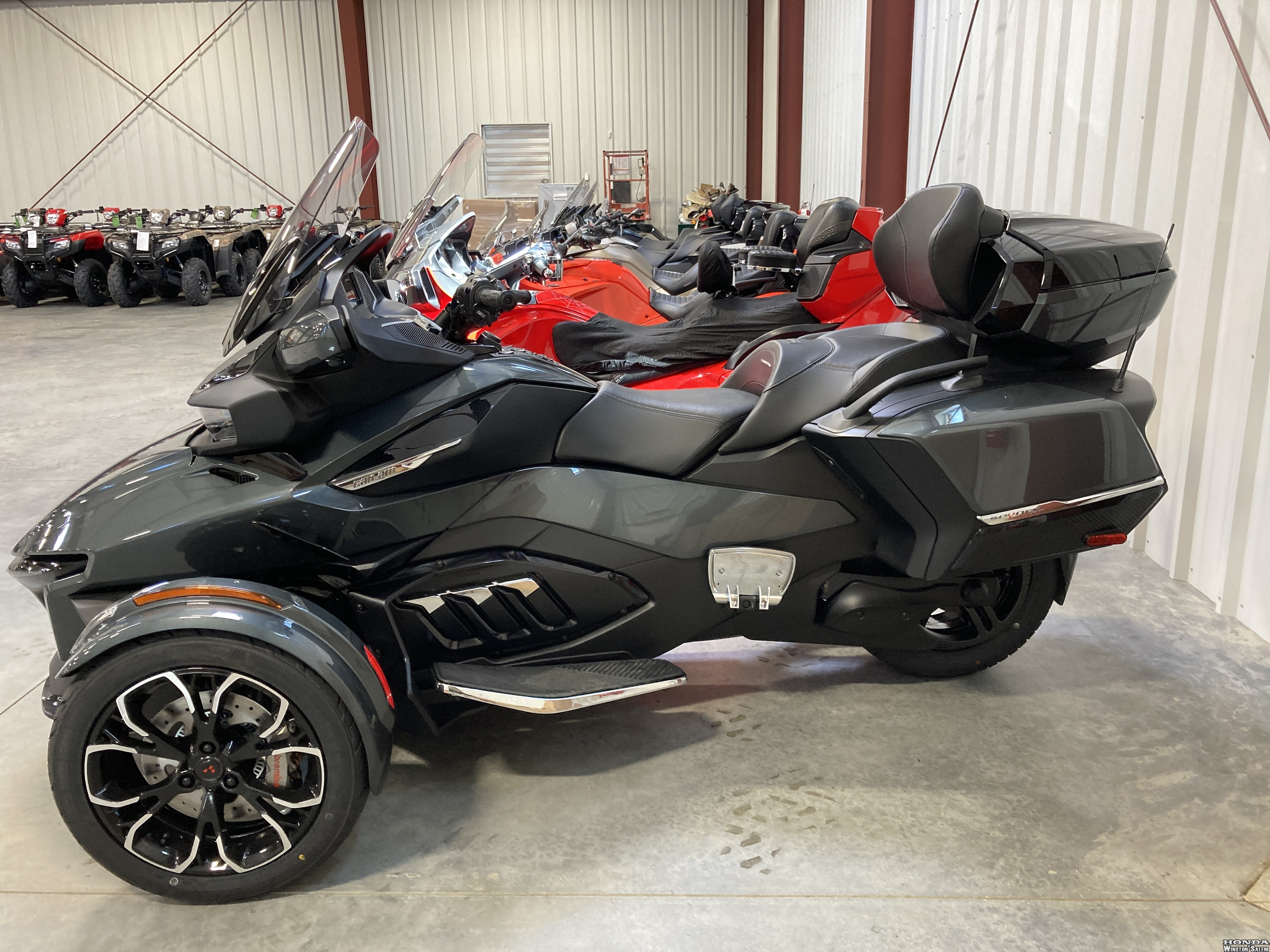 Photo 2021 Can-Am Spyder RT Limited Chrome $28799