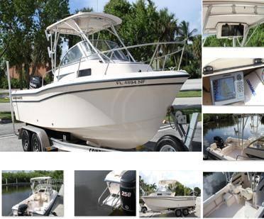 Photo boat gradywhite walk around adventrue208 - $14,520 (eastern)