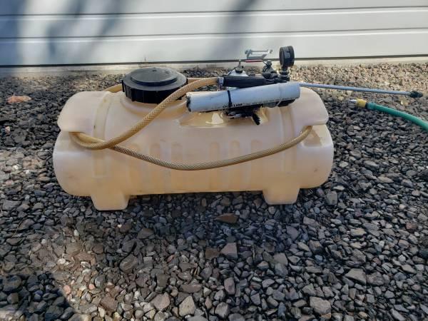 Photo 14 Gallon ATV Sprayer - $60 (La Grande)