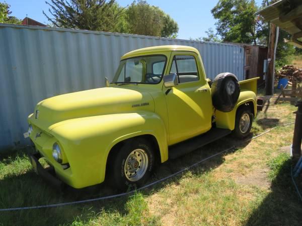Photo 1954 Ford F100 - $12,000 (Hermiston)