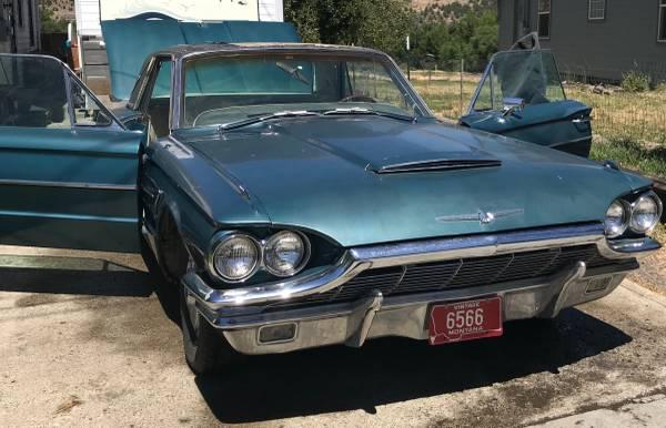 Photo 1965 Ford Thunderbird - $7,000 (John Day)