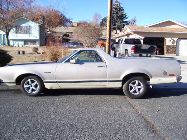 Photo 1977 ford ranchero - $2500 (baker city)