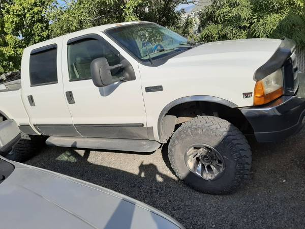Photo 1999 Ford F250 powerstroke 7 3 diesel - $9,500 (Union Oregon)