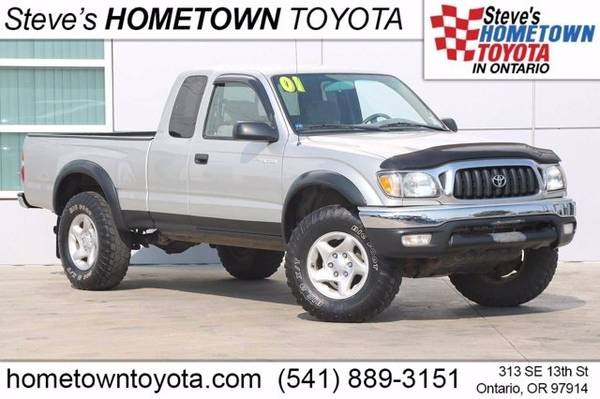 Photo 2001 Toyota Tacoma XTR CAB 4WD AT - $12,871 (_Toyota_ _Tacoma_ _Truck_)