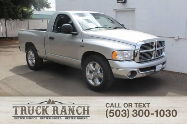 Photo 2005 Dodge Ram 1500 SLT - $8,995 (_Dodge_ _Ram 1500_ _Truck_)