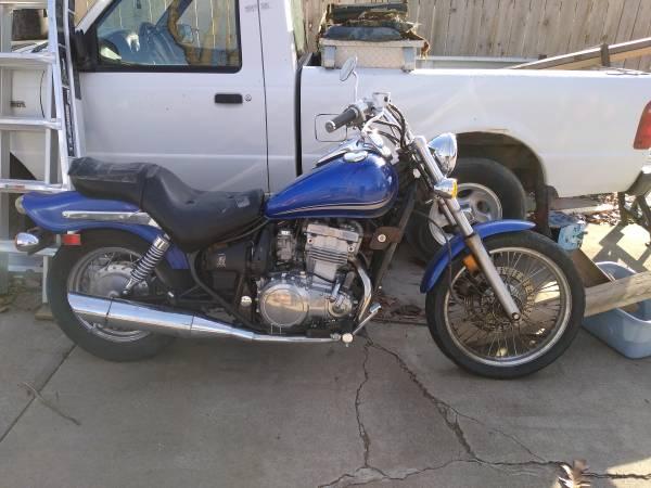 Photo 2005 Kawasaki 500 - $1,850 (Boise)