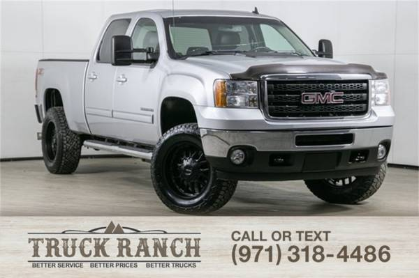 Photo 2012 GMC Sierra 3500HD SLT - $35495 (_GMC_ _Sierra 3500HD_ _Truck_)